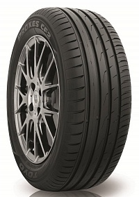 Toyo Proxes CF2 SUV 225/65R17 102H